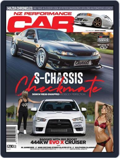 NZ Performance Car Magazine (Digital) June 1st, 2021 Issue Cover