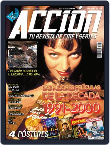 Accion Cine-video Magazine (Digital) May 1st, 2021 Issue Cover