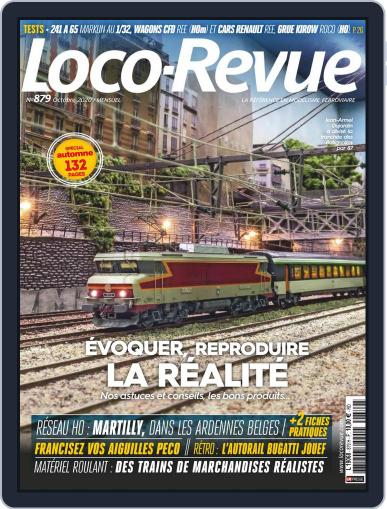 Loco-revue Magazine (Digital) October 1st, 2020 Issue Cover