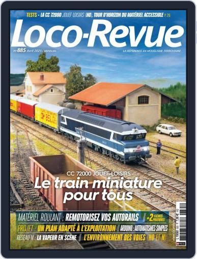 Loco-revue Magazine (Digital) April 1st, 2021 Issue Cover