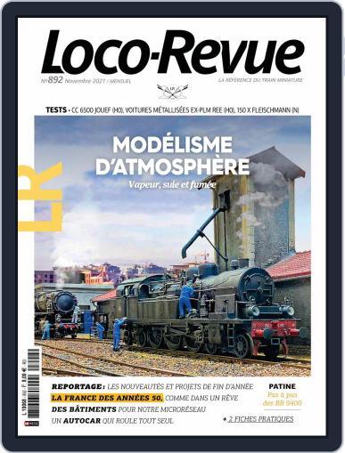 Loco-revue Magazine (Digital) November 1st, 2021 Issue Cover