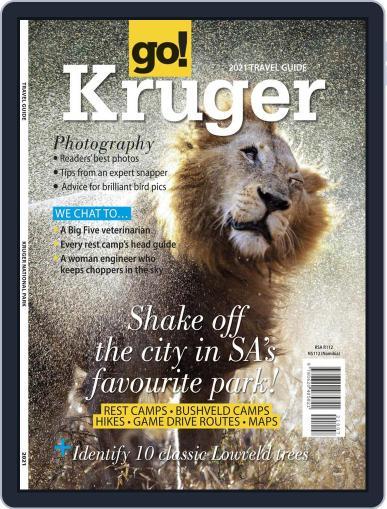 go! Magazine (Digital) April 15th, 2021 Issue Cover