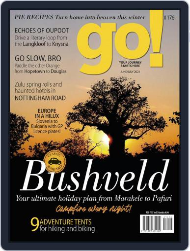 go! Magazine (Digital) June 1st, 2021 Issue Cover