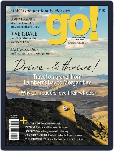 go! Magazine (Digital) October 1st, 2021 Issue Cover