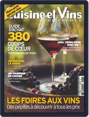Cuisine Et Vins De France Magazine (Digital) Subscription September 1st, 2020 Issue