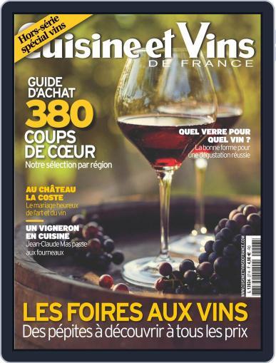 Cuisine Et Vins De France Magazine (Digital) September 1st, 2020 Issue Cover