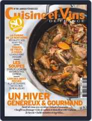Cuisine Et Vins De France Magazine (Digital) Subscription January 1st, 2021 Issue
