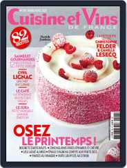 Cuisine Et Vins De France Magazine (Digital) Subscription March 1st, 2021 Issue