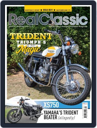 RealClassic Magazine (Digital) September 1st, 2020 Issue Cover