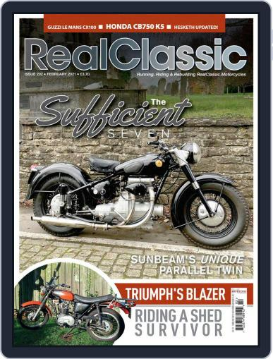 RealClassic Magazine (Digital) February 1st, 2021 Issue Cover