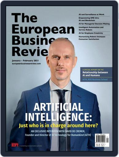 The European Business Review Magazine (Digital) January 1st, 2021 Issue Cover