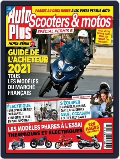 Auto Plus France Magazine (Digital) July 1st, 2021 Issue Cover