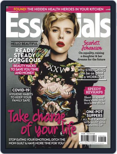 Essentials South Africa (Digital) June 1st, 2020 Issue Cover