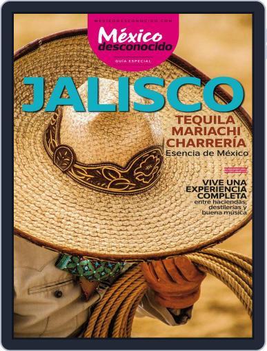 Guía México Desconocido February 1st, 2016 Digital Back Issue Cover