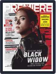 Cine Premiere Magazine (Digital) Subscription April 1st, 2020 Issue