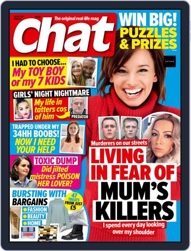 Chat Magazine (Digital) October 28th, 2021 Issue Cover