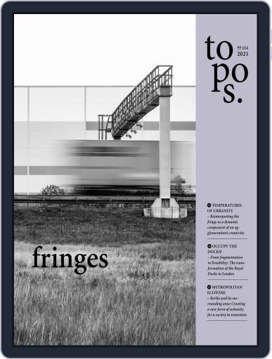 Topos Magazine (Digital) March 22nd, 2021 Issue Cover