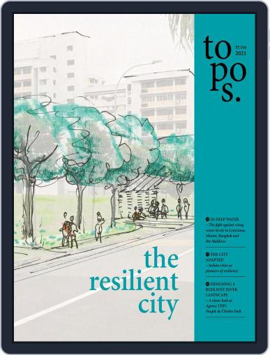 Topos Magazine (Digital) September 2nd, 2021 Issue Cover