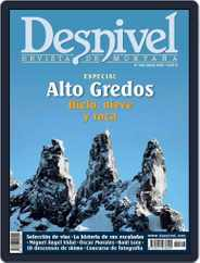 Desnivel Magazine (Digital) Subscription April 1st, 2021 Issue
