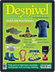 Desnivel Magazine (Digital) Subscription August 1st, 2021 Issue