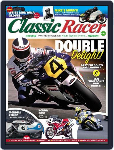 Classic Racer Magazine (Digital) November 1st, 2020 Issue Cover
