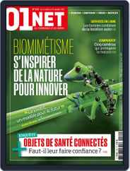 01net Magazine (Digital) Subscription October 21st, 2020 Issue