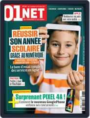 01net Magazine (Digital) Subscription September 23rd, 2020 Issue