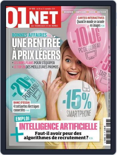 01net Magazine (Digital) September 9th, 2020 Issue Cover