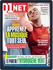 01net Magazine (Digital) Subscription February 10th, 2021 Issue