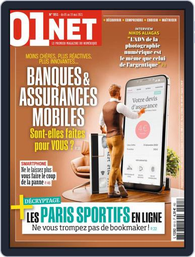 01net Magazine (Digital) May 5th, 2021 Issue Cover
