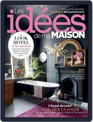 Les Idées De Ma Maison Magazine (Digital) November 1st, 2020 Issue Cover