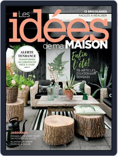 Les Idées De Ma Maison Magazine (Digital) July 1st, 2021 Issue Cover