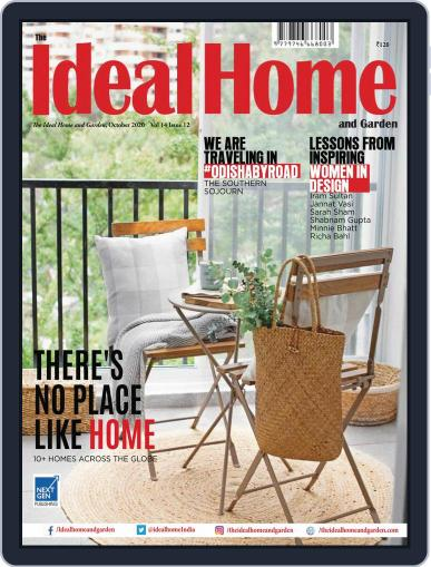 The Ideal Home and Garden Magazine (Digital) October 1st, 2020 Issue Cover