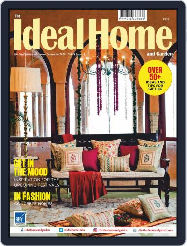 The Ideal Home and Garden Magazine (Digital) September 1st, 2020 Issue Cover