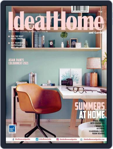 The Ideal Home and Garden Magazine (Digital) April 1st, 2021 Issue Cover