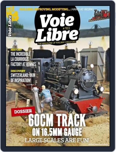 Voie Libre International Magazine (Digital) October 1st, 2020 Issue Cover