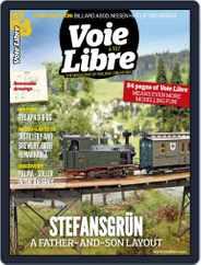 Voie Libre International Magazine (Digital) Subscription October 1st, 2021 Issue