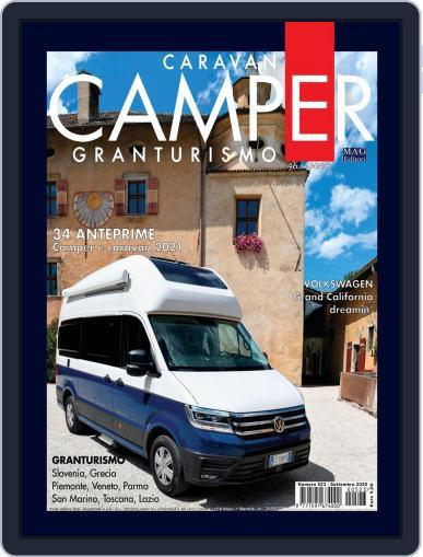 Caravan E Camper Granturismo Magazine (Digital) September 1st, 2020 Issue Cover