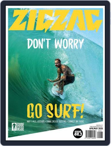 Zigzag Magazine (Digital) April 1st, 2020 Issue Cover