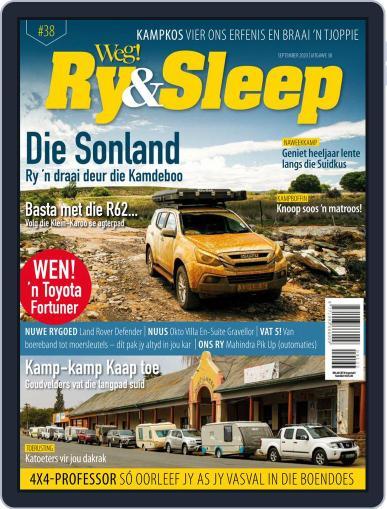 Weg! Ry & Sleep Magazine (Digital) September 1st, 2020 Issue Cover