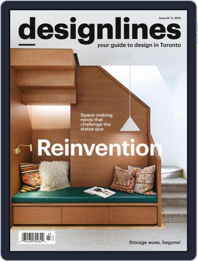 DESIGNLINES Magazine (Digital) August 11th, 2021 Issue Cover