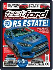 Fast Ford Magazine (Digital) Subscription August 1st, 2021 Issue