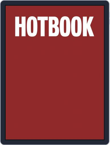 Hotbook Magazine (Digital) March 1st, 2021 Issue Cover