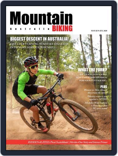 Mountain Biking Australia (Digital) May 1st, 2020 Issue Cover
