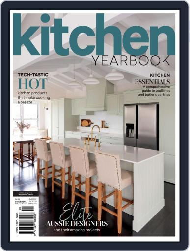 Kitchen Yearbook May 20th, 2020 Digital Back Issue Cover