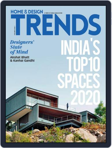 Home & Design Trends December 15th, 2020 Digital Back Issue Cover