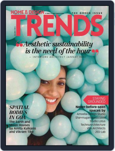 Home & Design Trends Magazine (Digital) November 16th, 2020 Issue Cover