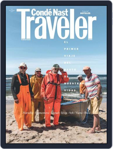Conde Nast Traveler España Magazine (Digital) September 1st, 2020 Issue Cover