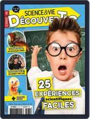 Science & Vie Découvertes Magazine (Digital) Subscription July 1st, 2021 Issue