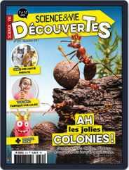 Science & Vie Découvertes Magazine (Digital) Subscription November 1st, 2021 Issue